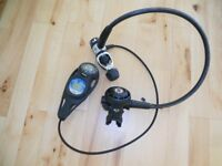 Diving Regulator - Scubapro Evo MK2 & R195 2nd Stage & triple console