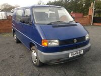 Volkswagen transporter t4 2.4 1998 years not