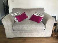 FREE Two Barker and Stonehouse loveseat sofa