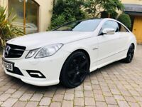 Mercedes E350 Cdi Auto Coupe - clk slk audi a4 a5 tt bmw 335d m sport vw golf gti gtd amg z4 porsche