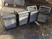 Ebac heavy duty dehumidifiers