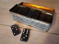 Vintage Imperial Dominoes
