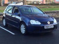 2005 VW GOLF 1.9 TDI SE * 5 DOOR * FULL VW HISTORY inc CAMBELT * PART EX * DELIVERY *