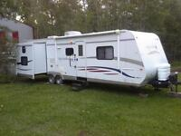 2008 Jayco Jay Feather LGT Series 311 Travel Trailer