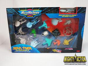 Star Trek Micro Machines Limited Edition Collectors Set With U.S.S. Enterprise