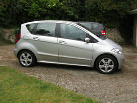 Mercedes A150 Avantgarde automatic - VGC - 1 year MOT.