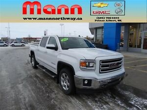 2014 GMC Sierra 1500 SLT - Pst paid, Remote start, Heated/Cooled