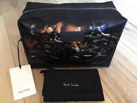 Paul Smith genuine men's wash bag bnwt rrp £145