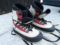 Mens Snow Board boots