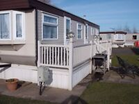 2 Bedroom Caravan to rent at Southview Skegness