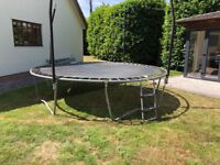 Jumpking Trampoline, 12ft, Free of charge buyer to collect