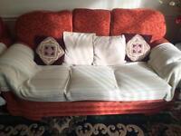 Sofa settee 3+2+1