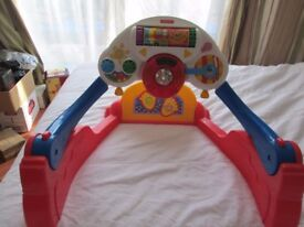 FOR SALE BABY ACTIVITY CENTRE