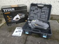 Titan wall chaser in good condition-see photos.