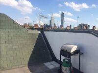 Roof Terrace, 3 Bed Flat - Angel - Zone 1
