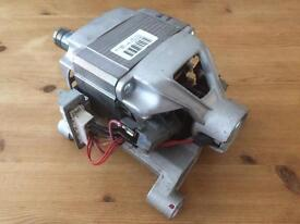 Candy washing machine motor