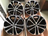 "VW 4x17"" Singapore Alloy Wheels"