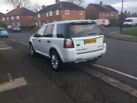 Land Rover Freelander 2 2.2 SD4 HSE 4x4 5dr. FOR SALE!!! ONLY 45000 MILES ONLY £16000