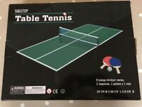 Table Top Table Tennis