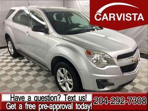 2014 Chevrolet Equinox LS FWD -SASK VEHICLE-