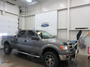 2013 Ford F-150 XLT, LIFTED, LOADED AND READY TO ROLL