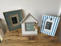 Beach/Seaside Photo Frames