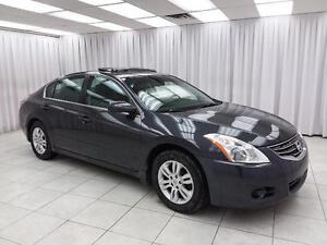2012 Nissan Altima 2.5S CVT SEDAN w/ BLUETOOTH, HTD SEATS, SUNRO
