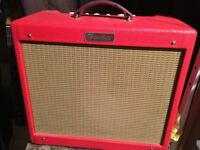 Fender Amp Blues Junior III Limited Edition Red