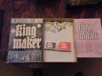 King Maker avalon hill edition