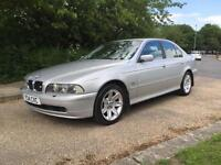 BMW 520 SE AUTOMATIC 2001 FULL LEATHER FULLY LODED DRIVES THE BEST