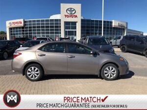 2014 Toyota Corolla ONE OWNER! What a great value,