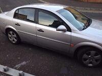 2003 Vauxhall Vectra 2.0
