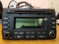 Kia Sportage Bluetooth Radio/CD/MP3 Player