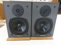 Tannoy PBM 6.5 Passive Monitors Speakers Perfect Working Order