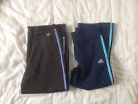 Women's Adidas training trousers