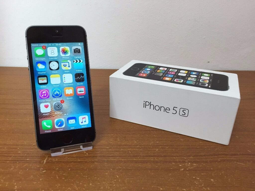 Apple iPhone 5s16GbOn EEin Fishponds, BristolGumtree - Apple iPhone 5s 16Gb On EE Good working order,comes with box and charger Have wiped&reset it to factory settings and is ready to go Grab a bargain £120 Text on 07453411542