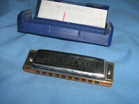 Harmonica Collection Hohner Blues Harps and box set