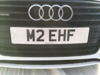 Private Reg Plate