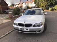 BMW 730D sports, excellent conditions,auto parking, 21 inch alloys
