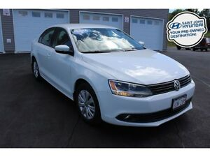 2014 Volkswagen Jetta TDI! DIESEL! LOCAL TRADE! GREAT SHAPE!