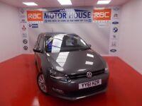 VW Polo MATCH TDI (£20.00 ROAD TAX) FREE MOT'S AS LONG AS YOU OWN THE CAR!!! (grey) 2011