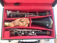"""Collectable Clarinet Boosey and Hawkes """"77"""""""