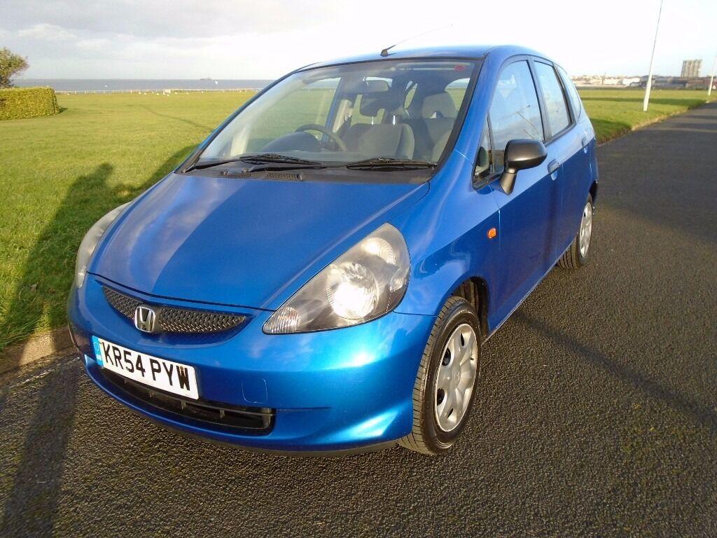 HONDA JAZZ 1.2 S BLUE *5 DOOR* Great condition. Low mileage. 2005