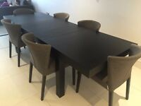 Beautiful Habitat Jericho table (extended seats 12) - FANTASTIC CONDITION