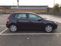 Excellent condition VW Golf, Full VW Service History, 2.0TDI, Diesel, Automatic, No Marks!
