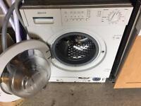 Neff W5420X0GB integrated washing machine
