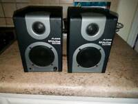 M1 Active Dj USB Monitors