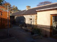 Lovely 2 bed cottage to rent in Dufftown, Speyside