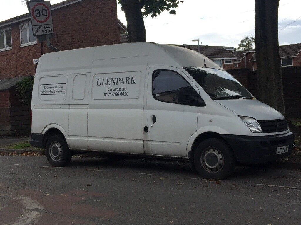 Ldv maxus new engine and gear box serviced new brakes and pads