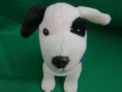 CALL CONWAY TRUCKING FOR A ON THE SPOT QUOTE BLACK WHITE SPOT PUPPY DOG PLUSH